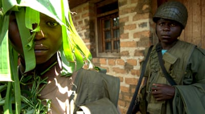 Child soldiers 'no bar' for US aid