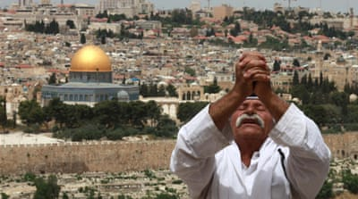 Row over Jerusalem tourism meeting