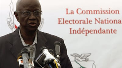 Doubts cloud Guinea runoff election