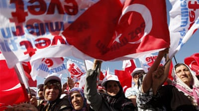 Turks cool to EU membership