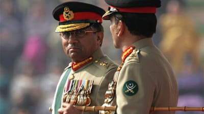 Musharraf to launch Pakistan party