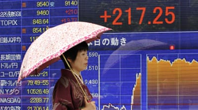 Japan drops interest rates to zero