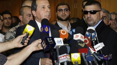 Lebanon general decries judiciary