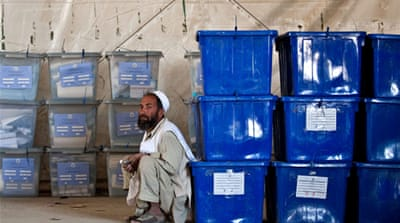 Arrests in Afghan poll fraud probe