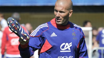 Zidane helps rebuild reputations
