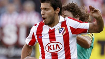 Atletico's melancholy mission