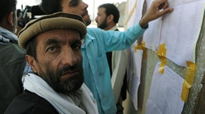 'Quality' of Afghan vote in doubt