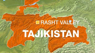 Soldiers die in Tajikistan ambush