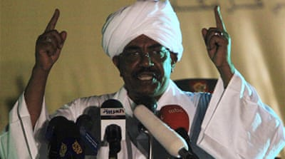 Bashir warns of new Sudan civil war