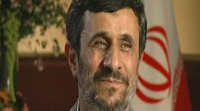 Lebanon row over Ahmadinejad visit