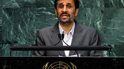 Ahmadinejad lost in translation