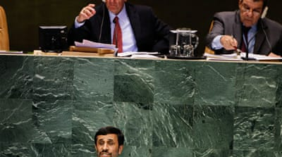 UN translators let Ahmadinejad down