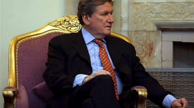 Obituary: Richard Holbrooke