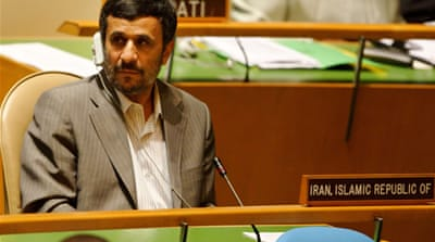 Iran under spotlight at UN summit