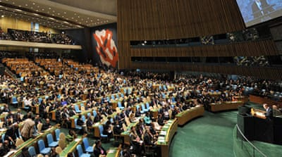 A new balance of power at the UN?