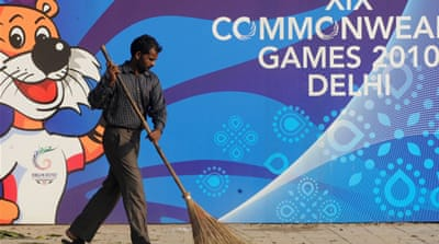 India sack Delhi Games chief