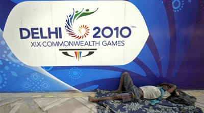 India 'not yet ready' for Games