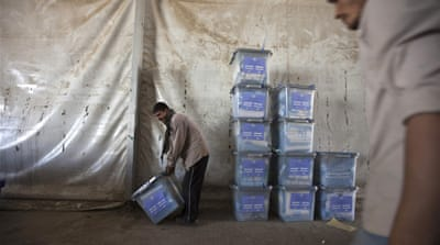 Afghan 'vote-rigging videos' emerge