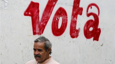 Venezuela polls test Chavez's grip