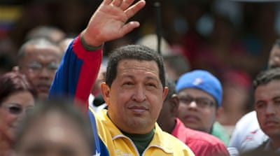 Poll setback for Venezuela's Chavez