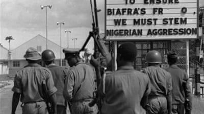 Nigerians mark 50 years of end of bloody civil war