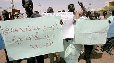 Sudan sets voter-registration date