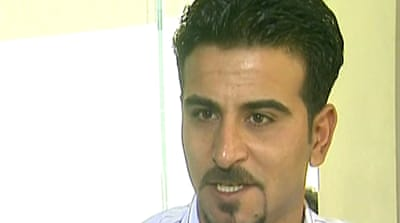 Palestinian recounts Intifada