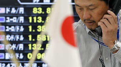 Business confidence rises in Japan