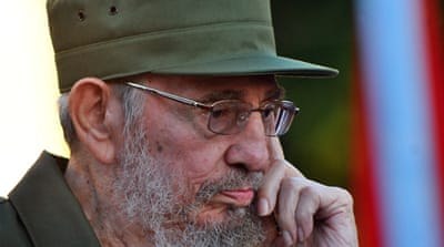 Fidel Castro warns of 'nuclear war'