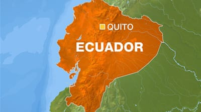 Country profile: Ecuador