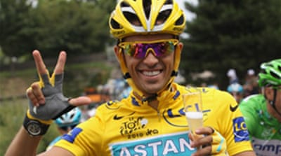 Contador faces Spanish inquisition