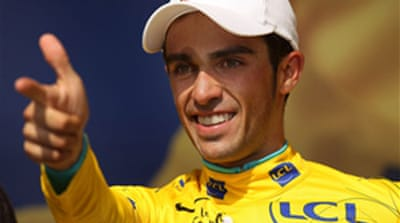 Contador: 'Suspension is a mistake'