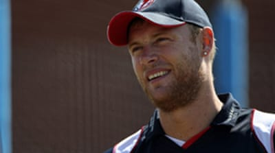 Flintoff looks forward to Ashes
