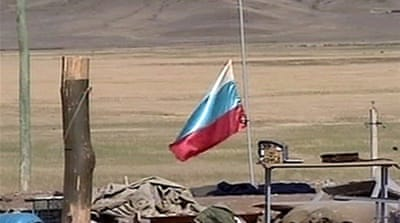 Bomber attacks Dagestan army base