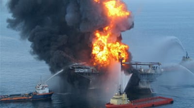 BP chief defends deepwater drilling
