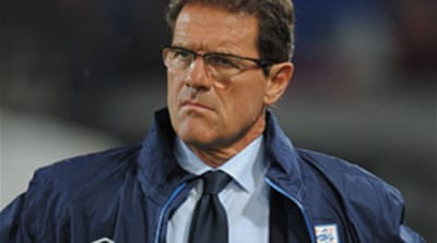 Capello 'to quit' after Euro 2012