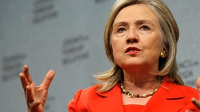 Clinton: Sudan a ticking time bomb