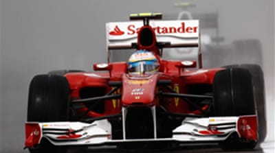 Ferrari drivers escape points dock