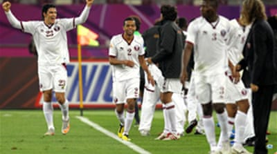 Qatar impresses with Asian Cup