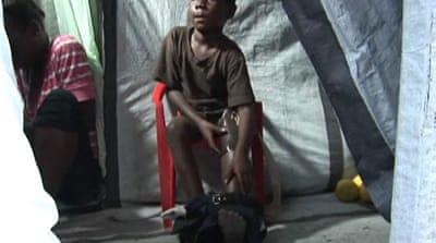 The boy who survived Haiti's quake