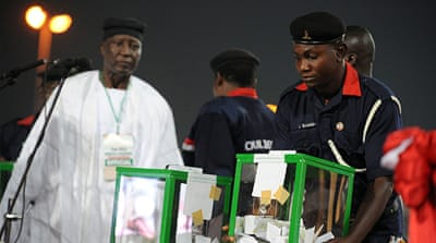 Jonathan wins Nigeria party primary