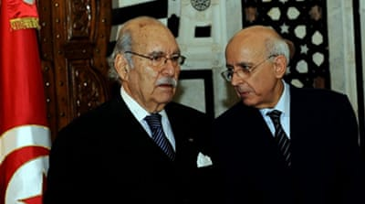 Tunisia leaders resign from party