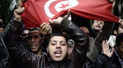Tunisia's new government in trouble