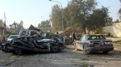 Iraqi ambulance attack kills many