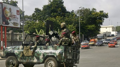 Ivorian troops kill protesters