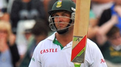Kallis lifts South Africa