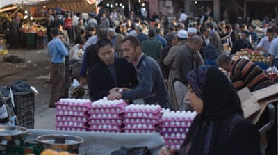 Northern Iraq's budding Chinatown