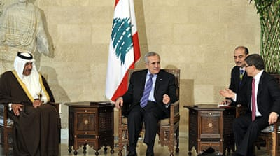Qatar and Turkey end Lebanon talks
