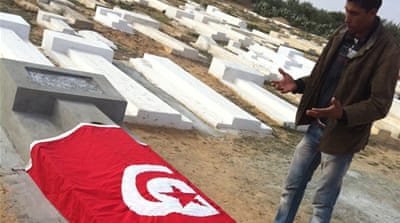 A town not previously recognised outside of Tunisia is now known as the place where a revolution began [Al Jazeera]
