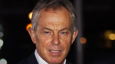 Blair 'regrets' Iraq war dead